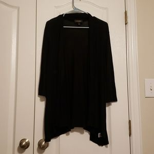 G Collection open front cardigan